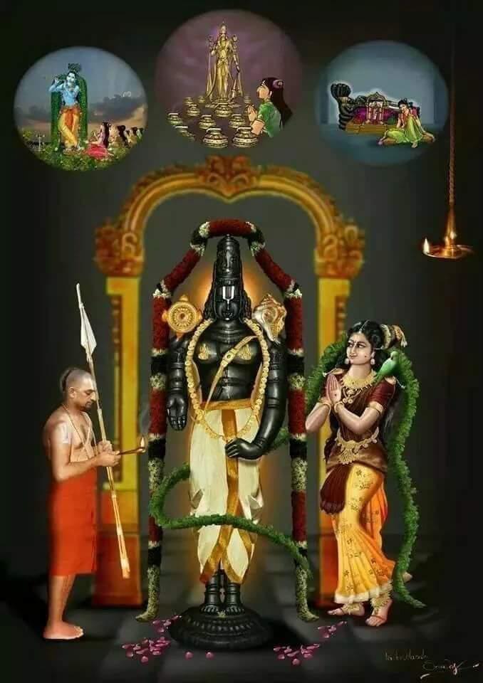 Sri Venkateswara Suprabhatam Pravachanam