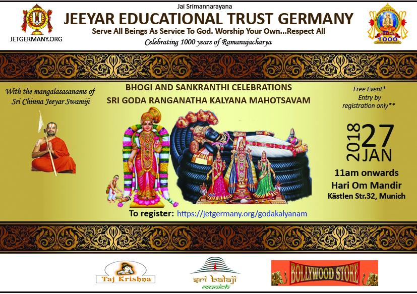 Goda Kalyanam 2018